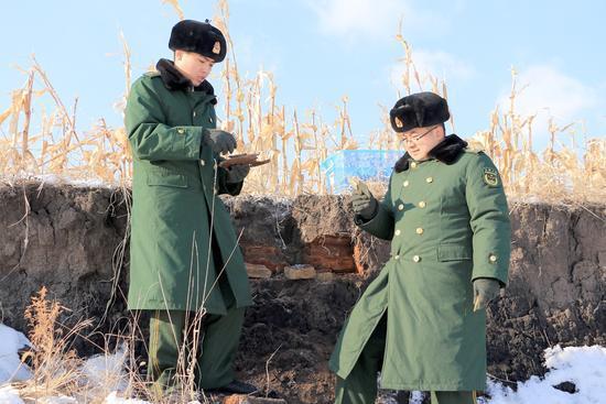 黑龙江农民砍柴发现大量子弹 或为日伪时期遗留