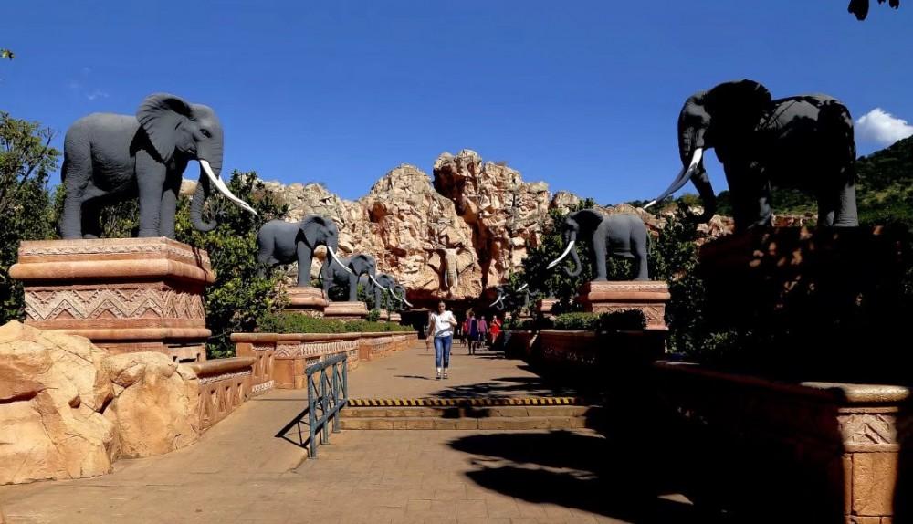 南非的「太阳城」堪比美国的拉斯维加斯