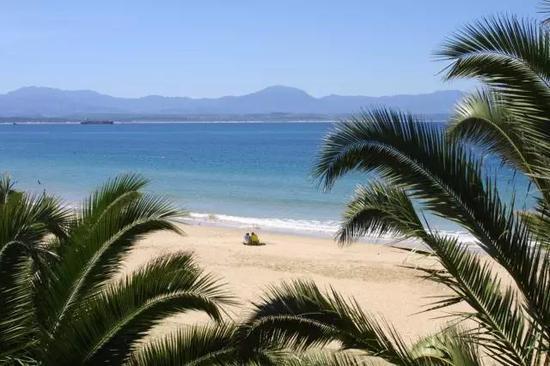 桑托斯海滩 Santos Beach
