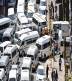 注意:周三南非全国出租车联盟将在比陀举行游行
