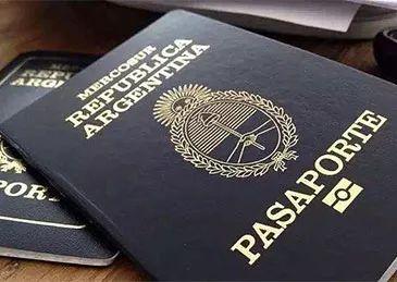 阿根廷护照(图源:阿根廷华人在线)