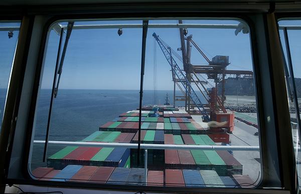 巴基斯坦瓜达尔港。东方IC 资料