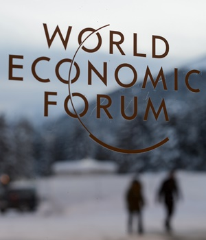 "This year's WEF focus is on ""mastering the fourth"