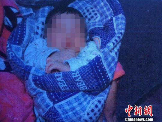 被贩卖的女婴 安吉检察提供