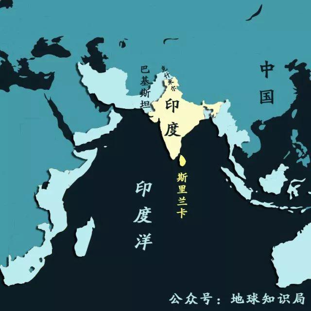 ▲如果连门口的斯里兰卡都成为中国的盟友,印度的环印度洋就遥遥无期了。