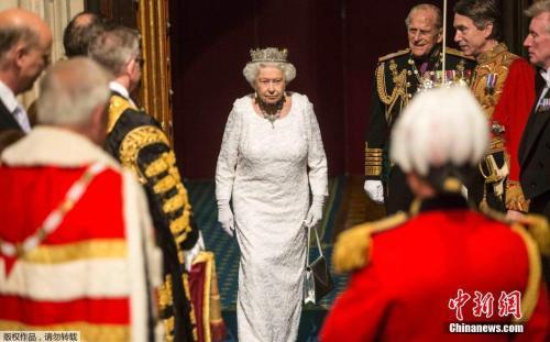 英女王伊丽莎白二世。