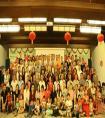 驻南非使馆热烈举办2018年新春联欢晚会