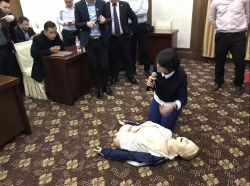图片来源:第三届领事保护联络员培训班学员徐伟提供