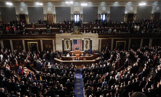 美国国会(资料图)