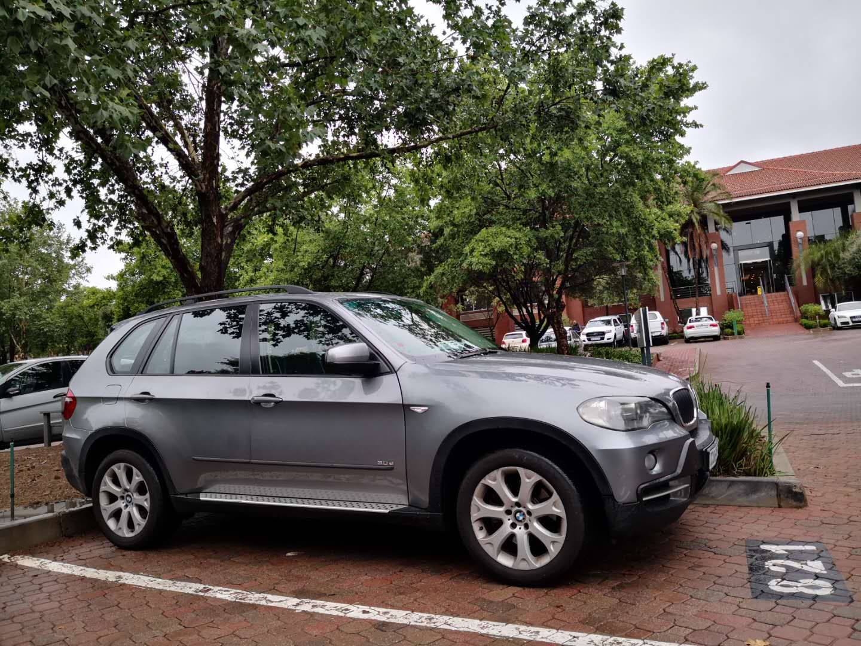 BMW X5转让,6.5万RMB