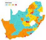 南非行业开放政策及地区封锁等级