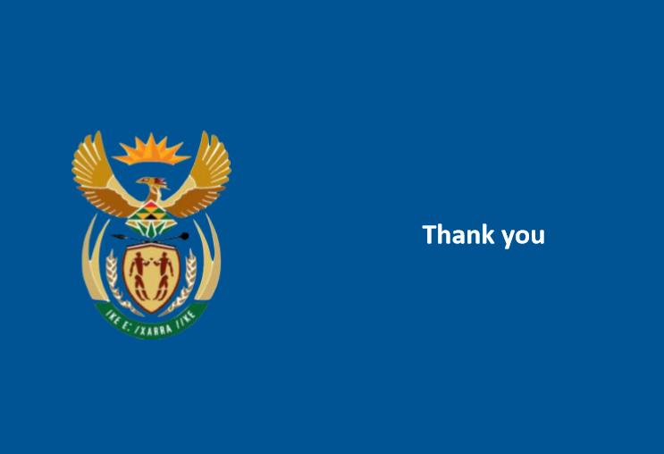 封锁等级与警报系统 南非对付COVID-19的应对方案