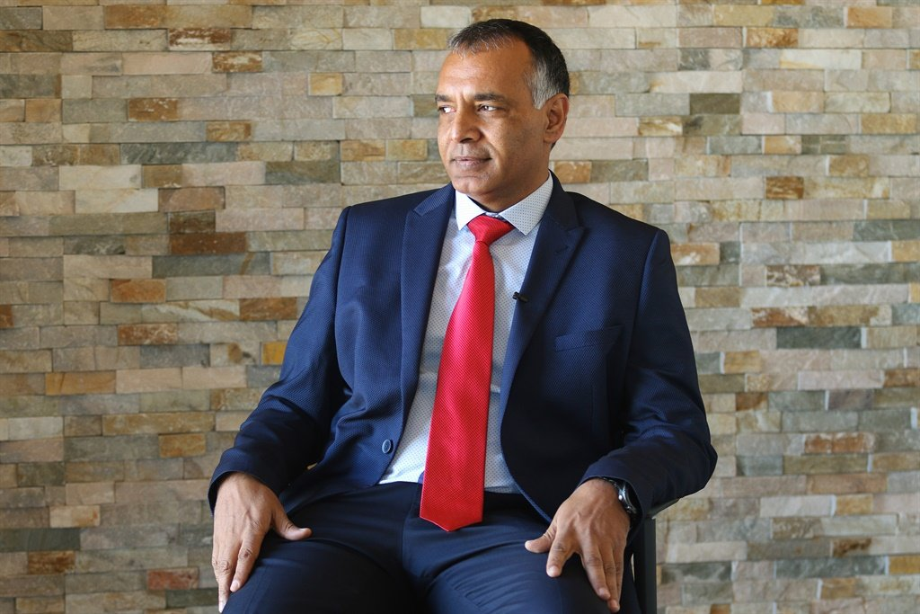 Professor Shabir Madhi