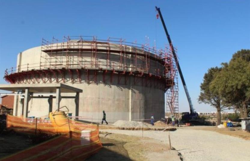 Ekurhuleni的新水库将于12月完工