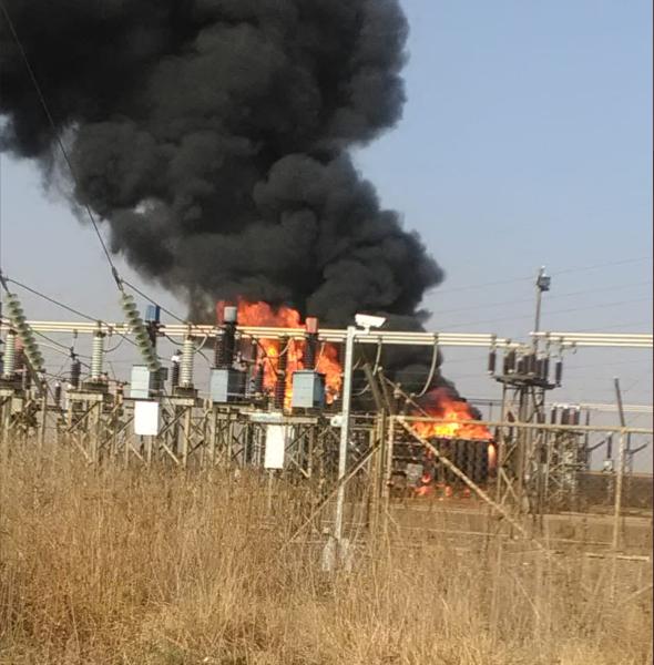 普马兰加省电力供应受到变压器火灾威胁