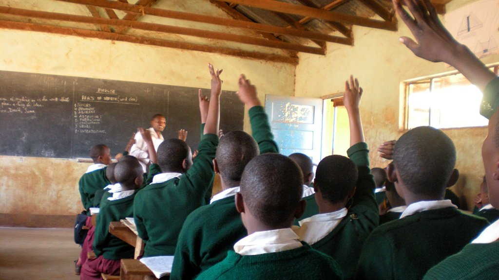 South Africa school assitant job