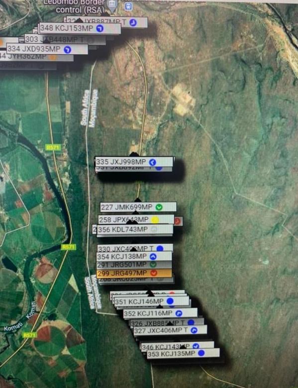 """南非边境哨所崩溃!25公里的队伍 间接演变成""""超级传播""""事件"""