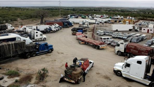 南非重新开放边界,但津巴布韦新的封锁规定延长了旅行禁令