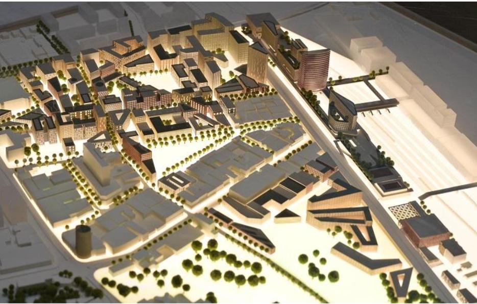 开普敦市长将开发第二个中央商务区