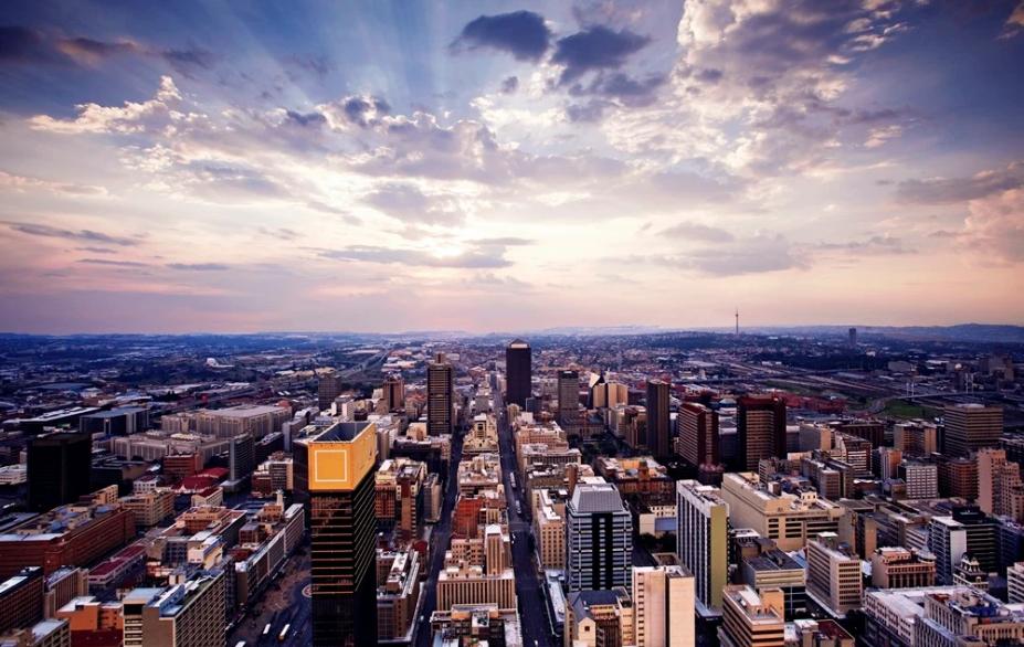 南非经济在2020年萎缩了7%