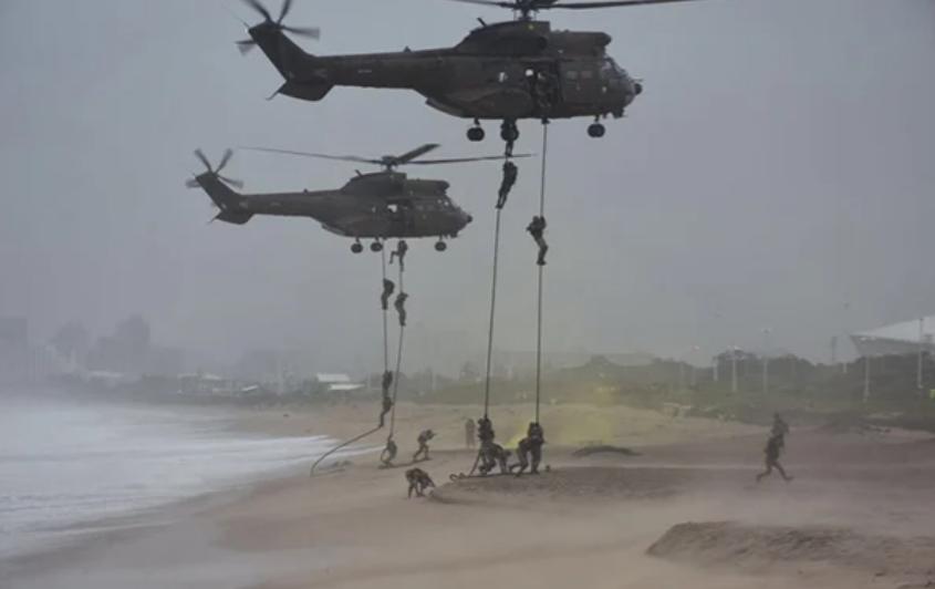 南非的边境和军队正在瓦解——情况有多糟糕