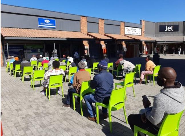南非COVID-19特别救助金将于下个月结束