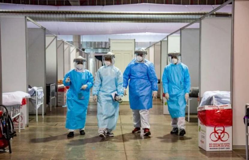 新一轮COVID-19疫情已波及豪登省部分地区