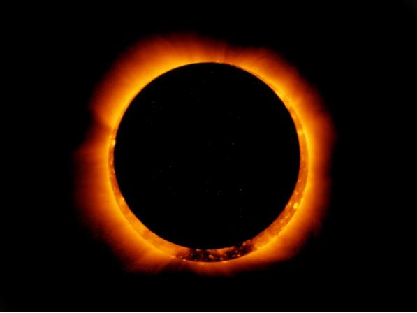 罕见的南极日食将在12月出现——兴趣爱好者看过来