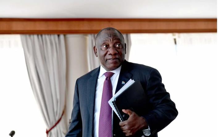 拉马福萨总统刚刚为南非批准了4项法律