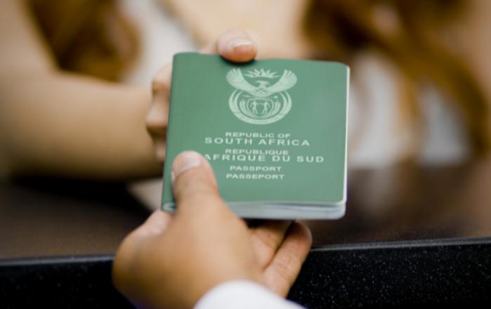 南非四级封锁下内政部工作内容  封锁期间到期的合法签发签证的有效期被延长!