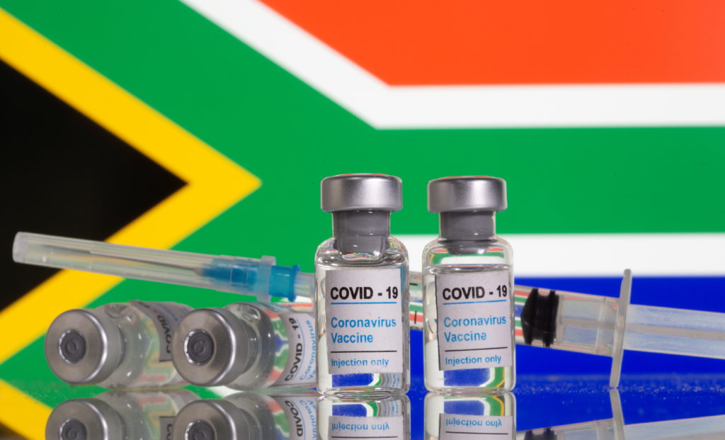 South Africa to spend $712 million on mass vaccination drive | PBS NewsHour
