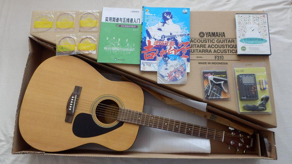 !!!YAMAHA 木吉他超低价转让!!!