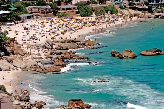 克利夫顿海滩 Clifton Beach