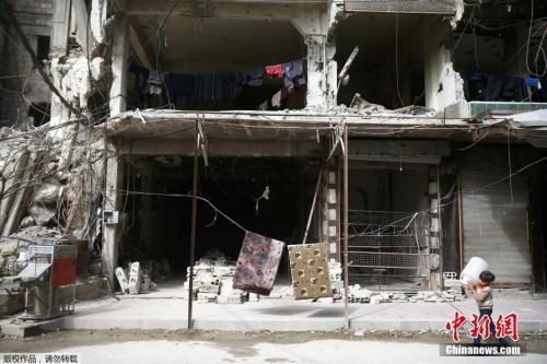 叙利亚七年:炮火中的众生相,乱世背后的梦魇