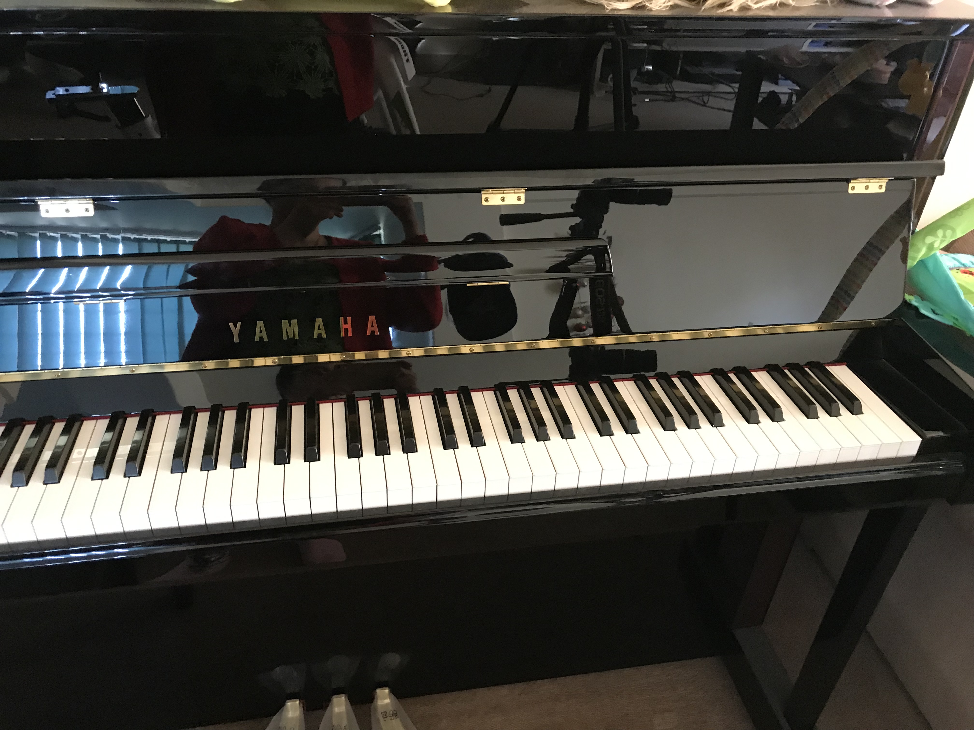 卖雅马哈钢琴 R40000