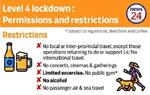 南非封禁逐步降级,侨胞们要注意些什么?
