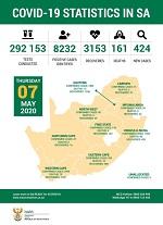 南非部长委员会成员介绍疫情形势