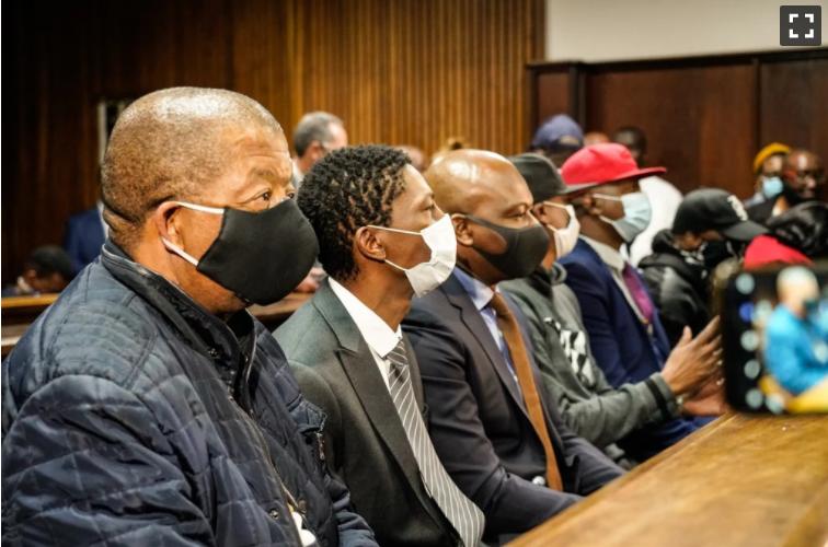 南非2010年世界杯警方腐败案开庭
