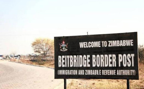 The Beitbridge border post between South African and Zimbabwe. Picture: @HomeAffairsSA/Twitter