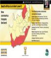 """南非再次收紧疫情管理举措 """"新三级""""详细规定发布"""