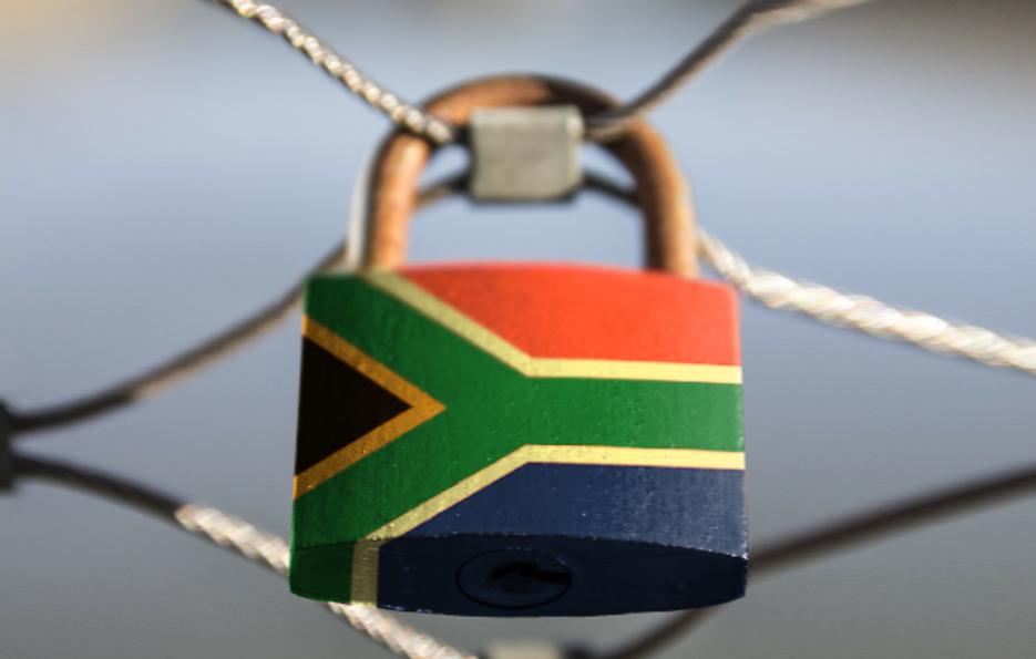 封锁一年:南非本周将计算其成本