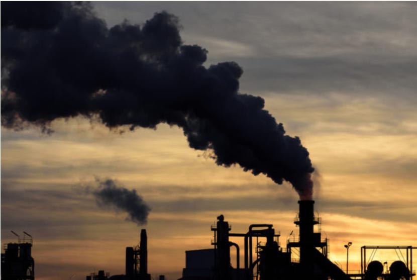 尽管实行了封锁,但2020年的污染仍然很高