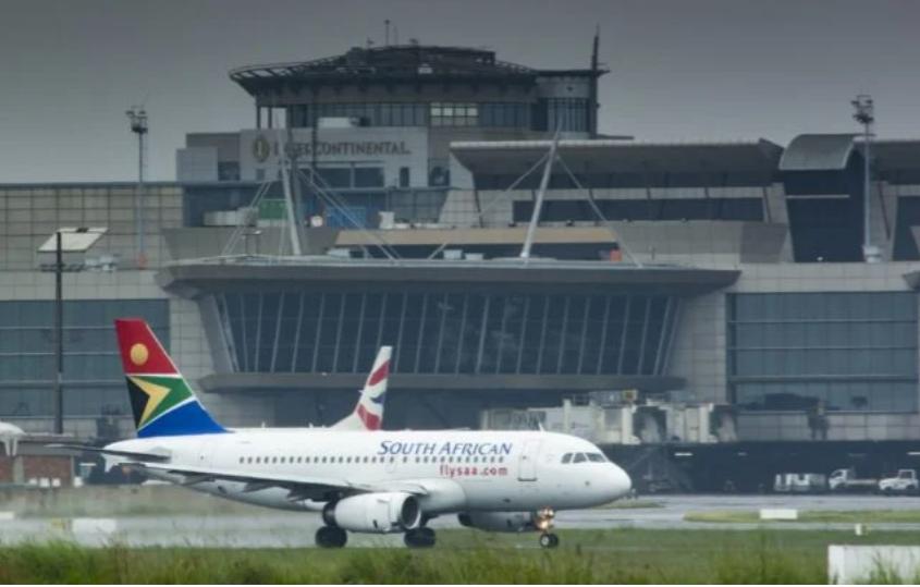 南非航空公司需要一个飞行计划