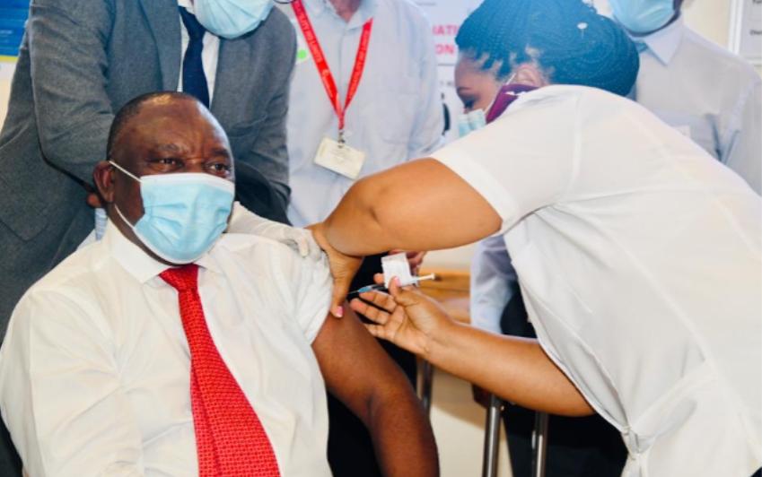 """为什么南非的Covid-19疫苗""""推出""""遇到了瓶颈"""