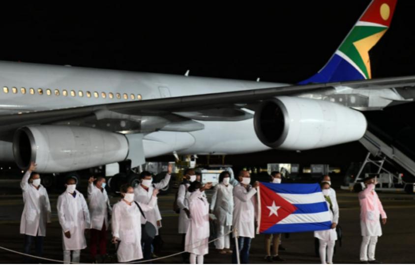 南非将引进24名古巴工程师帮助解决基础设施问题