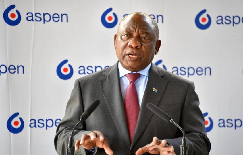 南非总统:放弃与贸易有关的知识产权 方能做到共赢流行病