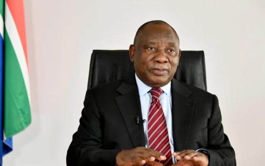 南非在疫苗方面起步缓慢,这不是我们的错-拉马福萨总统