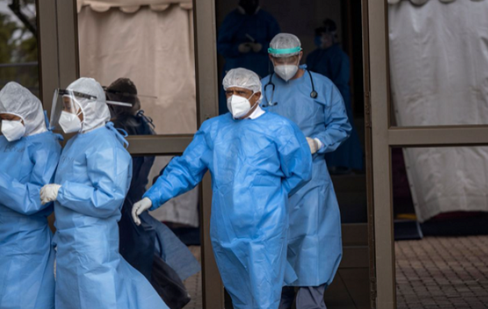 南非Covid-19病例激增——豪登省发出严重警告