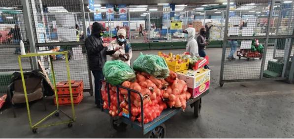 大量食品涌入夸祖鲁-纳塔尔省,德班的新鲜主食价格已企稳